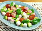 蒲鉾とカラフル野菜のさっぱりレモンオイルあえのレシピ