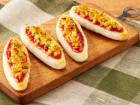 笹かまのサクサクガーリックパン粉焼きのレシピ