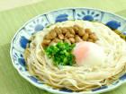 糖質0g麺のぶっかけ風 【糖質:8.7g】