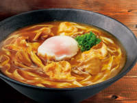 糖質0g麺のカレーうどん風