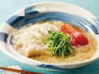 糖質0g麺とトマトの餃子ラーメン風