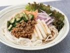 糖質0g麺のネバネバサラダ麺