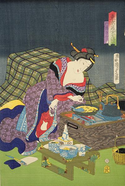 江戸時代の鍋